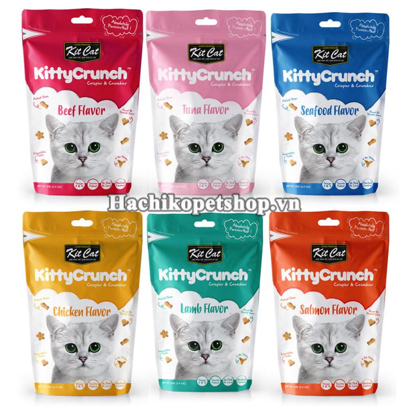 Snack thưởng Kitty Crunch