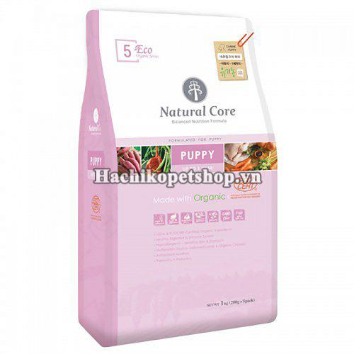 NATURAL CORE PUPPY 1KG